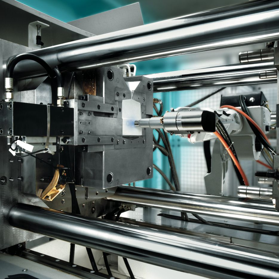 Openair-Plasma® pretreatment in 2-component injection molding