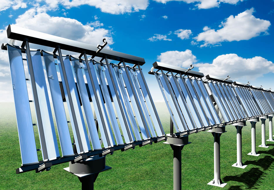 Plasma coating for reliable corrosion protection coating and surface finishing of solar thermal mirrors